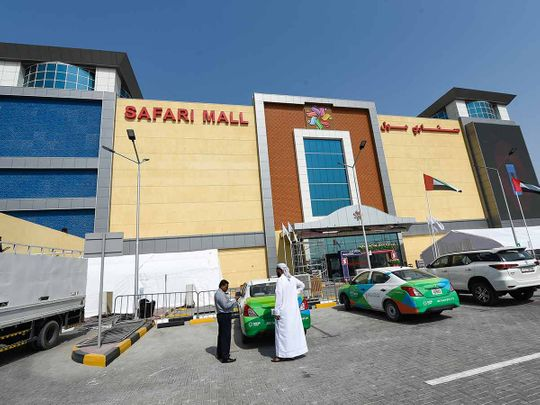 Safari Mall in Sharjah 20190904