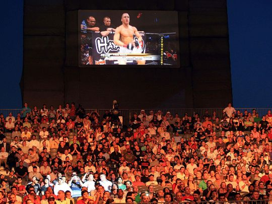 UFC 112 ABU DHABI