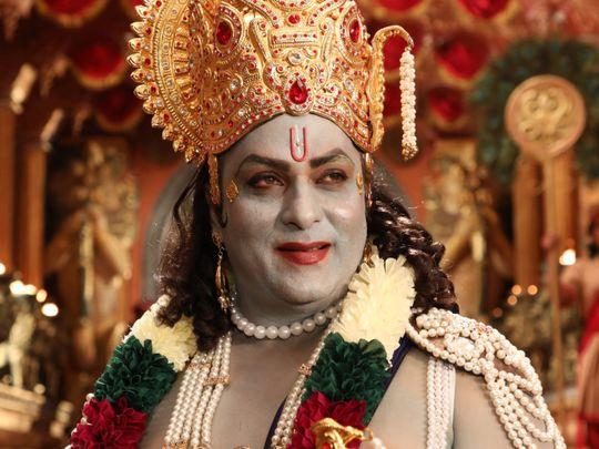 V Ravichandran as Krishna-1567577339440