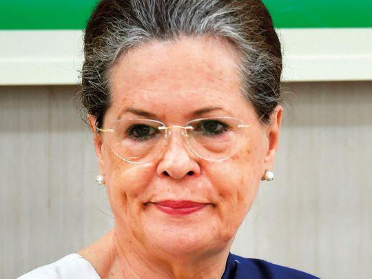 190905 Sonia Gandhi