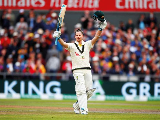 Cricket: Steve Smith puts Australia in command against England in fourth Ashes Test