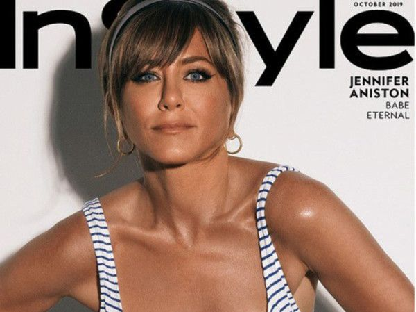 Jennifer Aniston S Dark Skin On Magazine Cover Upsets Fans