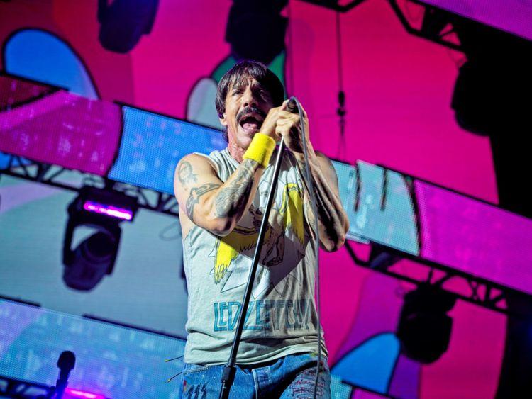 RHCP frontman Anthony Kiedis-1567668432608