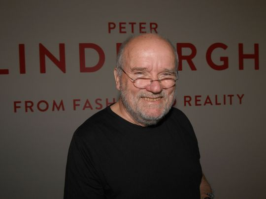 Fashion photographer Peter Lindbergh dies at 74
