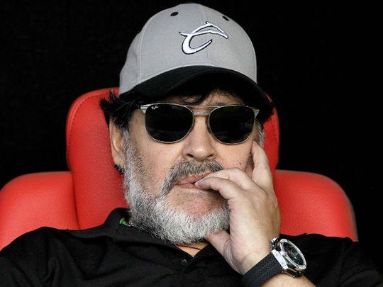 190906 Maradona