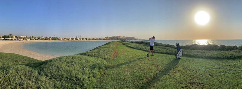 Hilton Ras Al Khaimah Resort & Spa - Eco Golf[2]-1567748899214