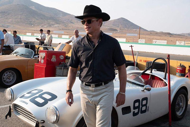 Matt Damon in Ford v Ferrari-1567777508057