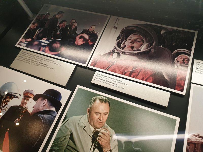 Mementos Yuri Gagarin-1567760405825