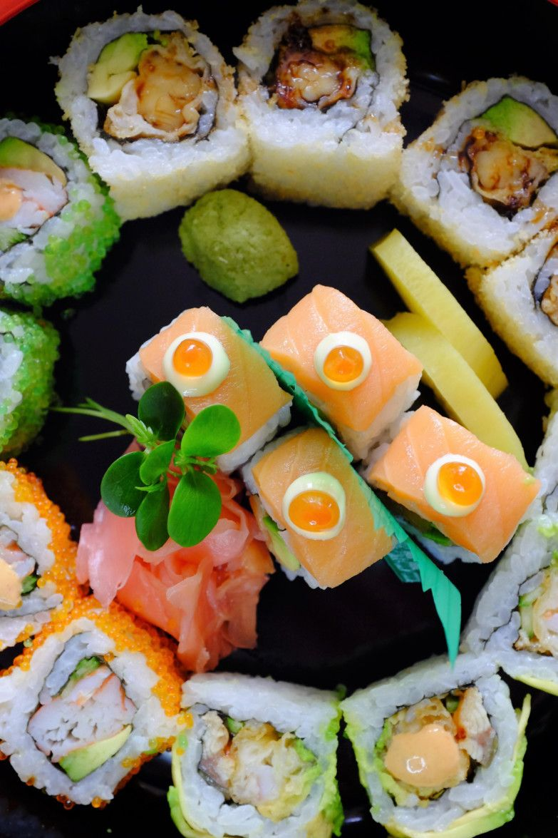 All you can eat Sushi at Dragon Place-1567835215138
