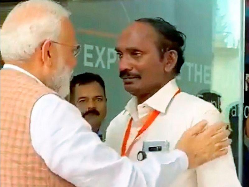 Chandrayaan 2, Modi