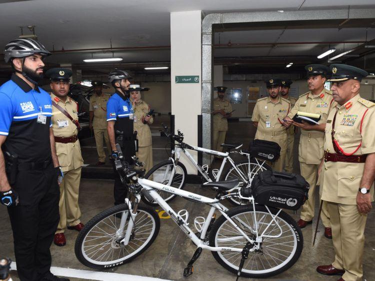 NAT Dubai Police Bicycle Patrols222-1567851969296