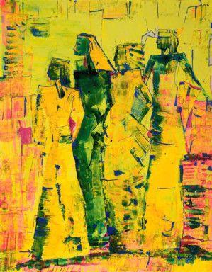 Najat Makki. Untitled. 1987-1567862142271