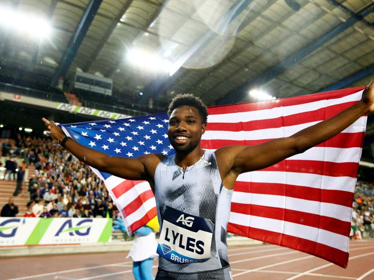 Image result for Noah Lyles