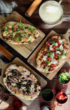 Trattoria Toscana Pizza Romana Menu-1567862149240