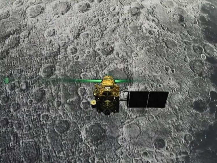 Watch Chandrayaan-2: Communication lost with India's lunar