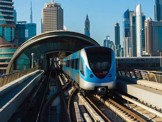Changes to public transport timings announced in Dubai