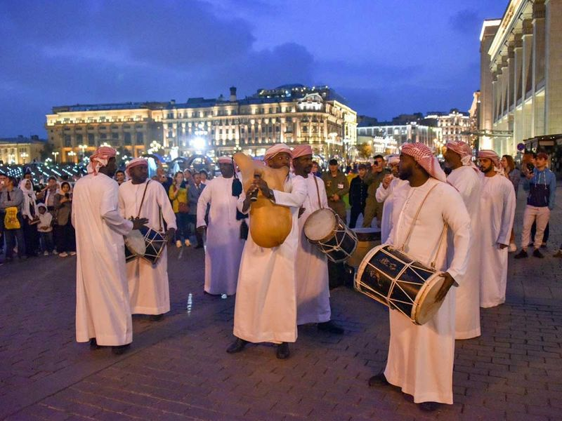 Sharjah Band