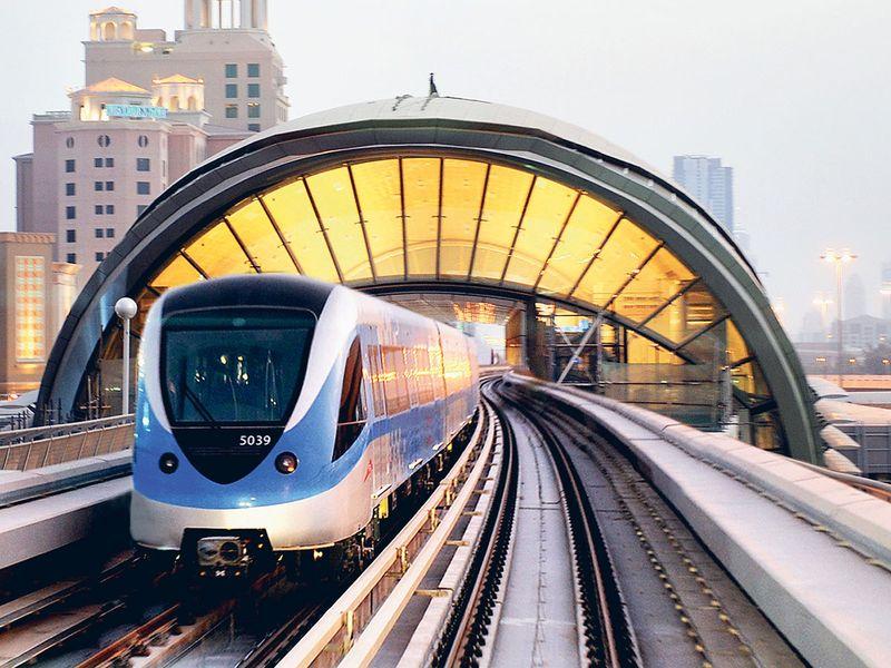 190909 dubai metro