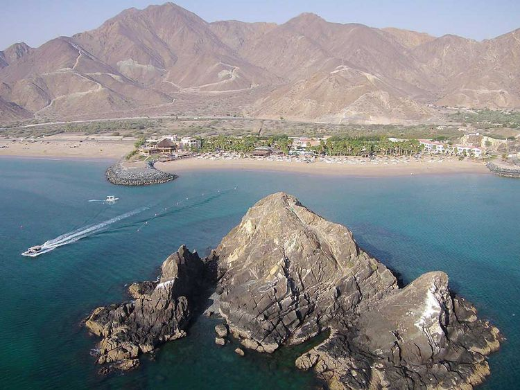 Beach tour fujairah-1568036684100