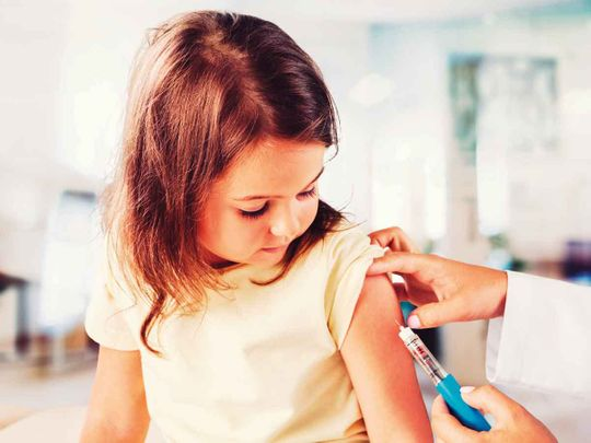 8 things parents need to know about the flu shot