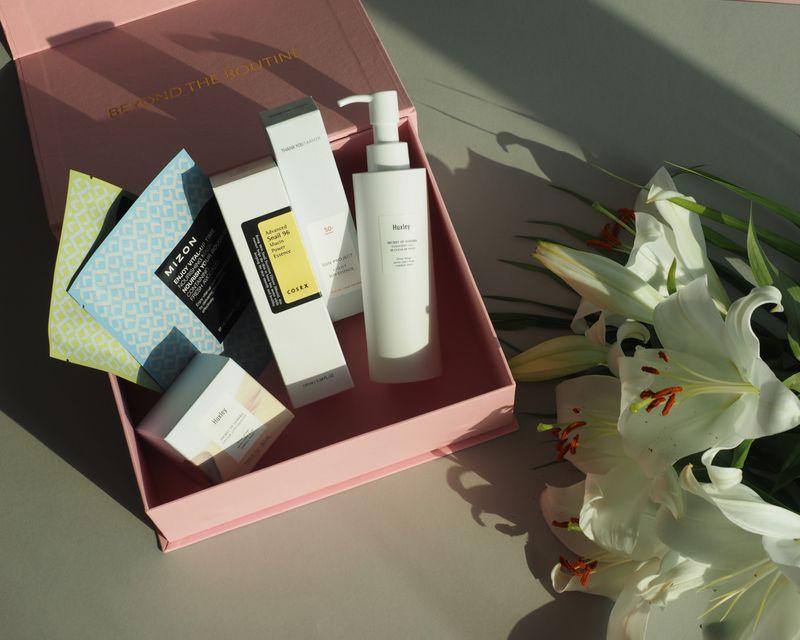 K-beauty box 2-1568036097843