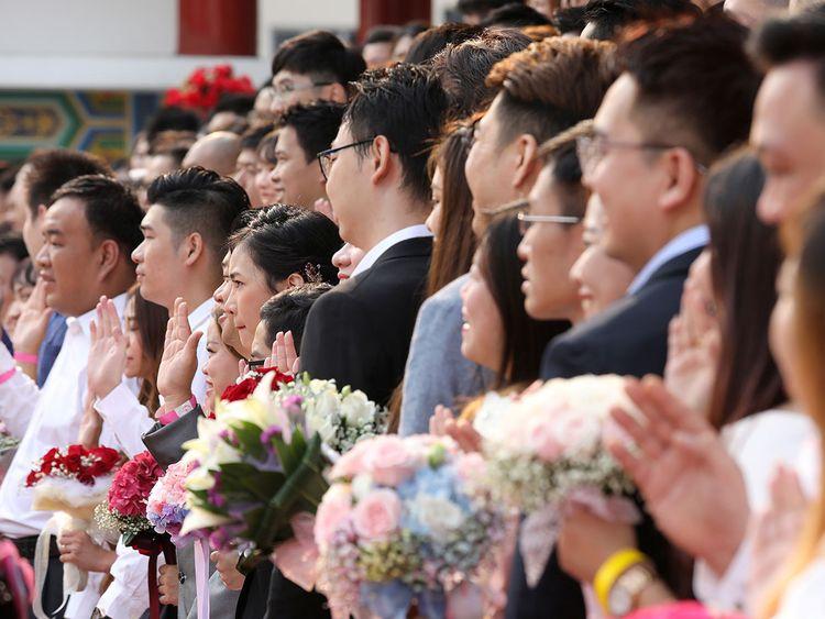 Malaysia wedding