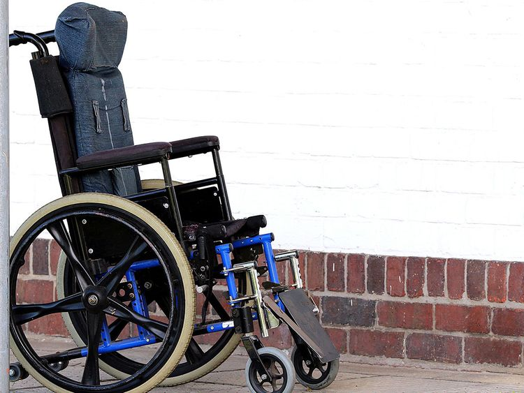 Wheelchair generic