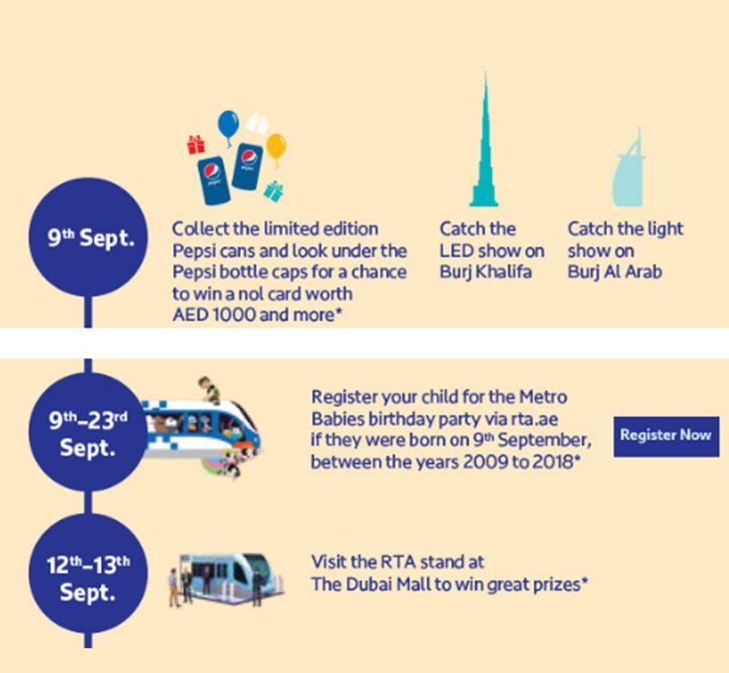 happy journeys with Dubai Metro-1212