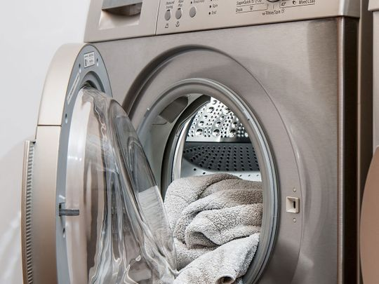 washing machine clothes dryer
