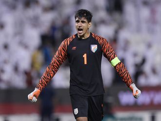 Gurpreet: India can beat Oman with fearless football