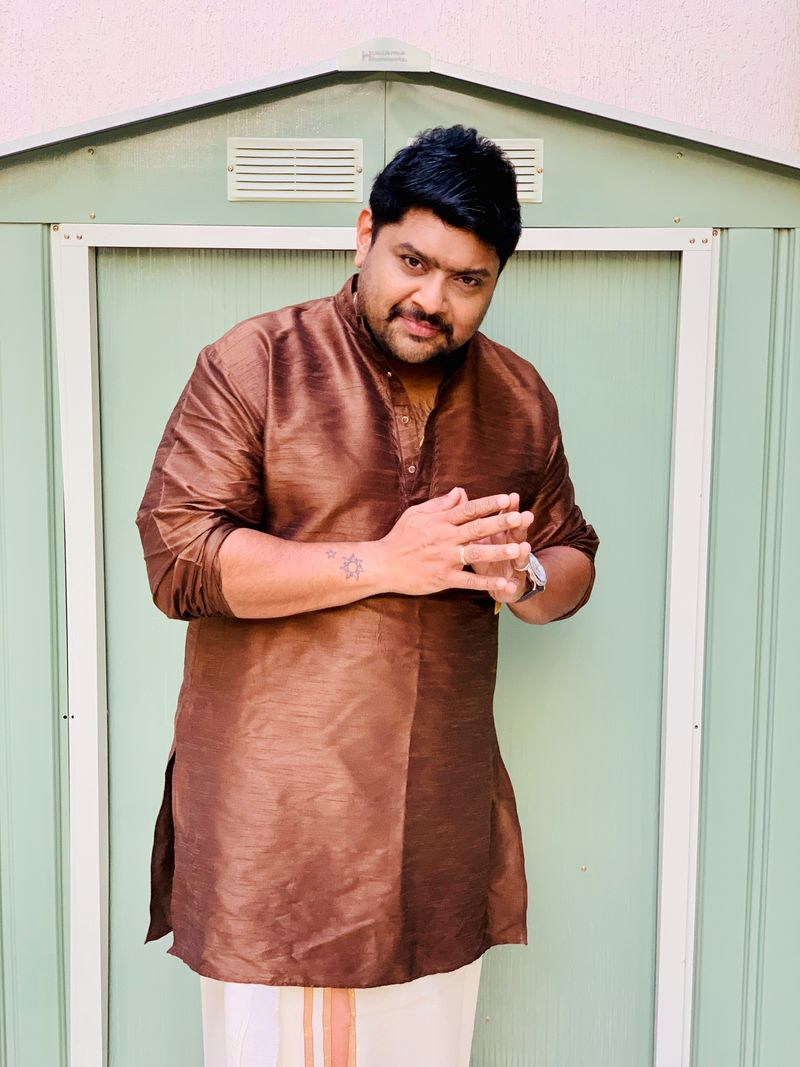 Actor Mithun Ramesh