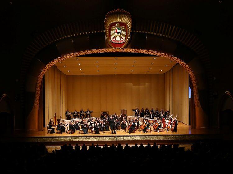 NSO Symphony Orcherstra at Emirates Palace Auditorum-1568112295435