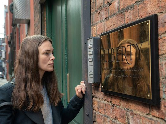'Official Secrets' review: Keira Knightley brings urgency to her role as a whistle-blower