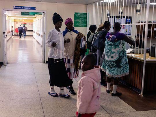 Zimbabwe healthcare