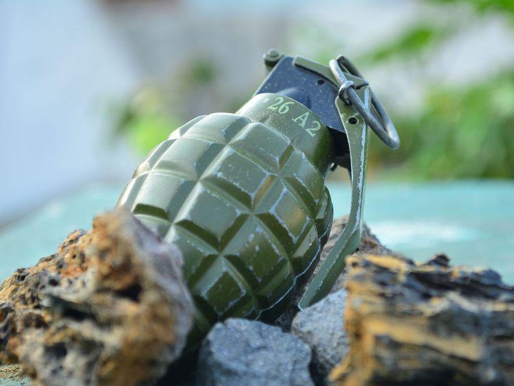 Grenade, generic