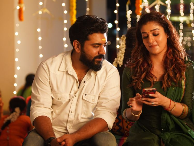 Nivin Pauly with Nayanthara in Love Action Drama (2)-1568179734083