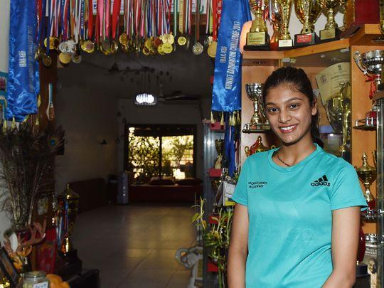 Tanisha Crasto looks to serve up a smashing future ahead