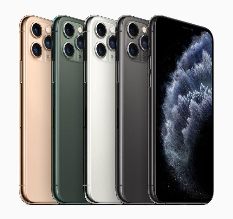iphone 11 Pro range