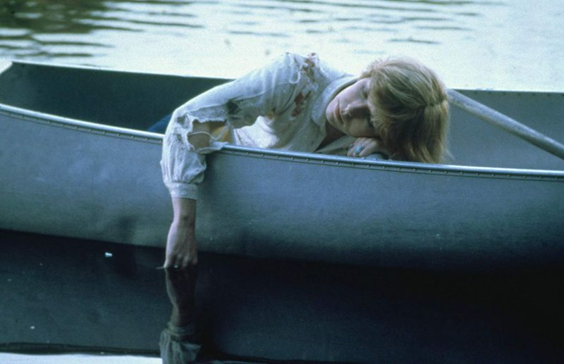 Adrienne King in Friday the 13th-1568278495048