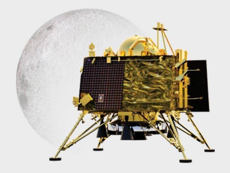India moon lander Vikram 2019091