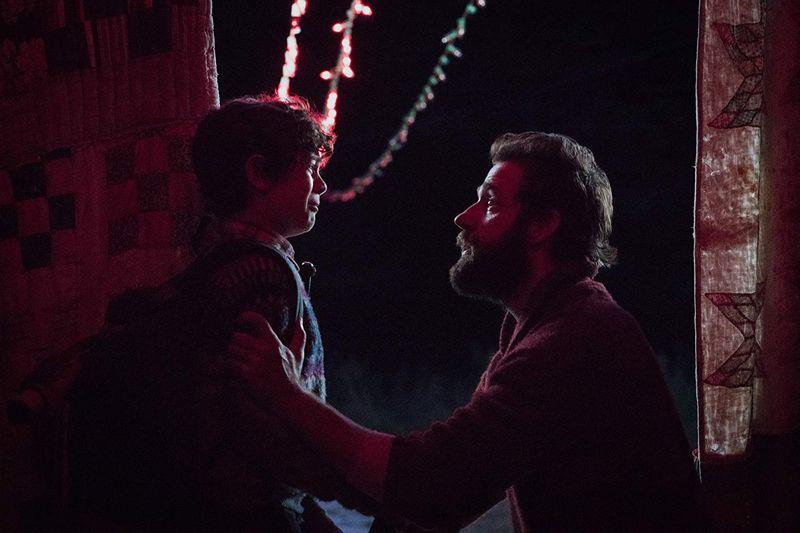 John Krasinski and Noah Jupe in A Quiet Place-1568278483118