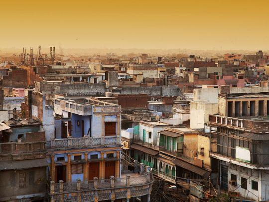 shutterstock_103721642 delhi skyline