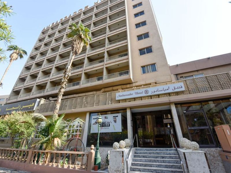 190419 ambassador hotel