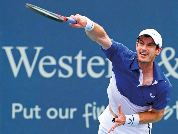 190914 Andy Murray
