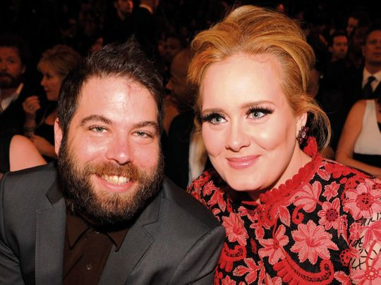 190914 adele and simon