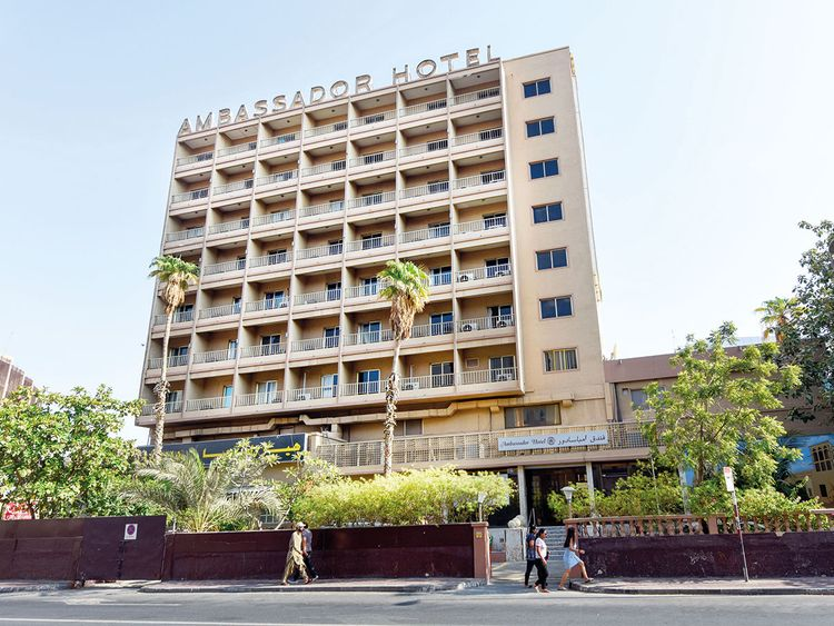 190914 ambassador hotel