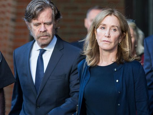 Felicity Huffman Gets 14 Days In Jail In College Scandal