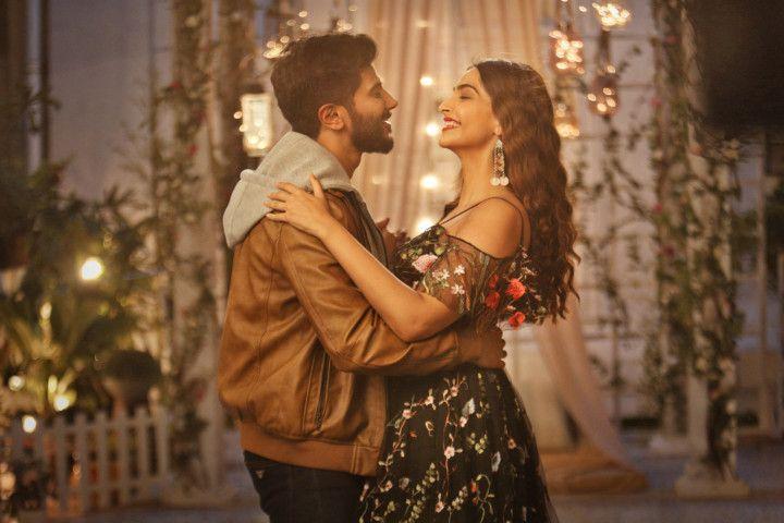 Sonam Kapoor Ahuja and Dulquer Salmaan-1568465782532