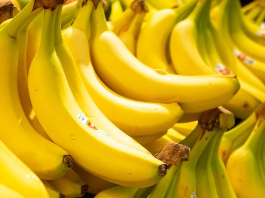 Off the cuff: Bananas on the brain