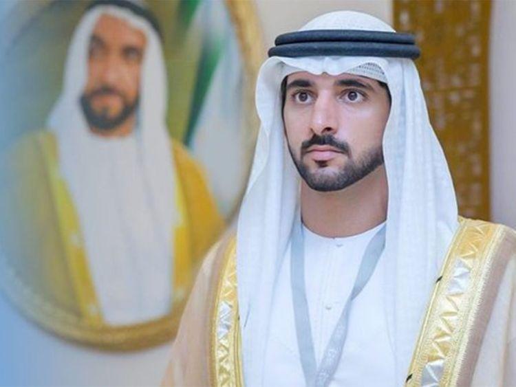 Sheikh Hamdan Bin Mohammed Bin Rashid Al Maktoum 01212